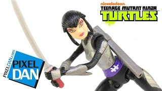 Karai Nickelodeon Teenage Mutant Ninja Turtles Human Figure Video Review