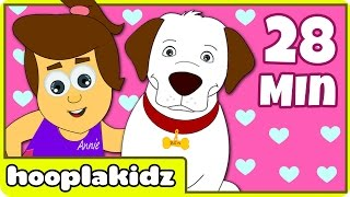 Kids Songs | My Dog Ben | Plus Lots More Learning Songs For Kids By Hooplakidz