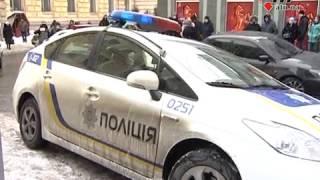 В Харькове активисты устроили акцию протеста возле \