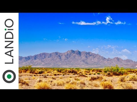 LANDiO : 10.15 Acre Ranch in New Mexico with Electricity,  Telecom, Road Frontage & Mountain Vies