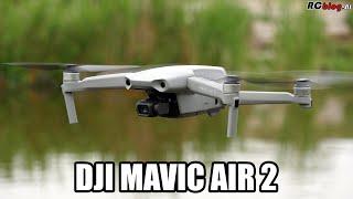 DJI Mavic Air 2 video review (NL)