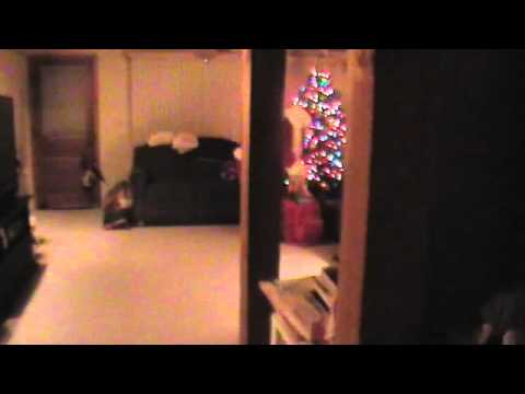 Santa caught in chicopee, massachusetts