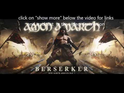 Amon Amarth new album 'Berserker' + Raven's Flight video , tracklist/art..!