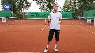 Подача и секреты приема в теннисе. Часть 4: Секреты подачи