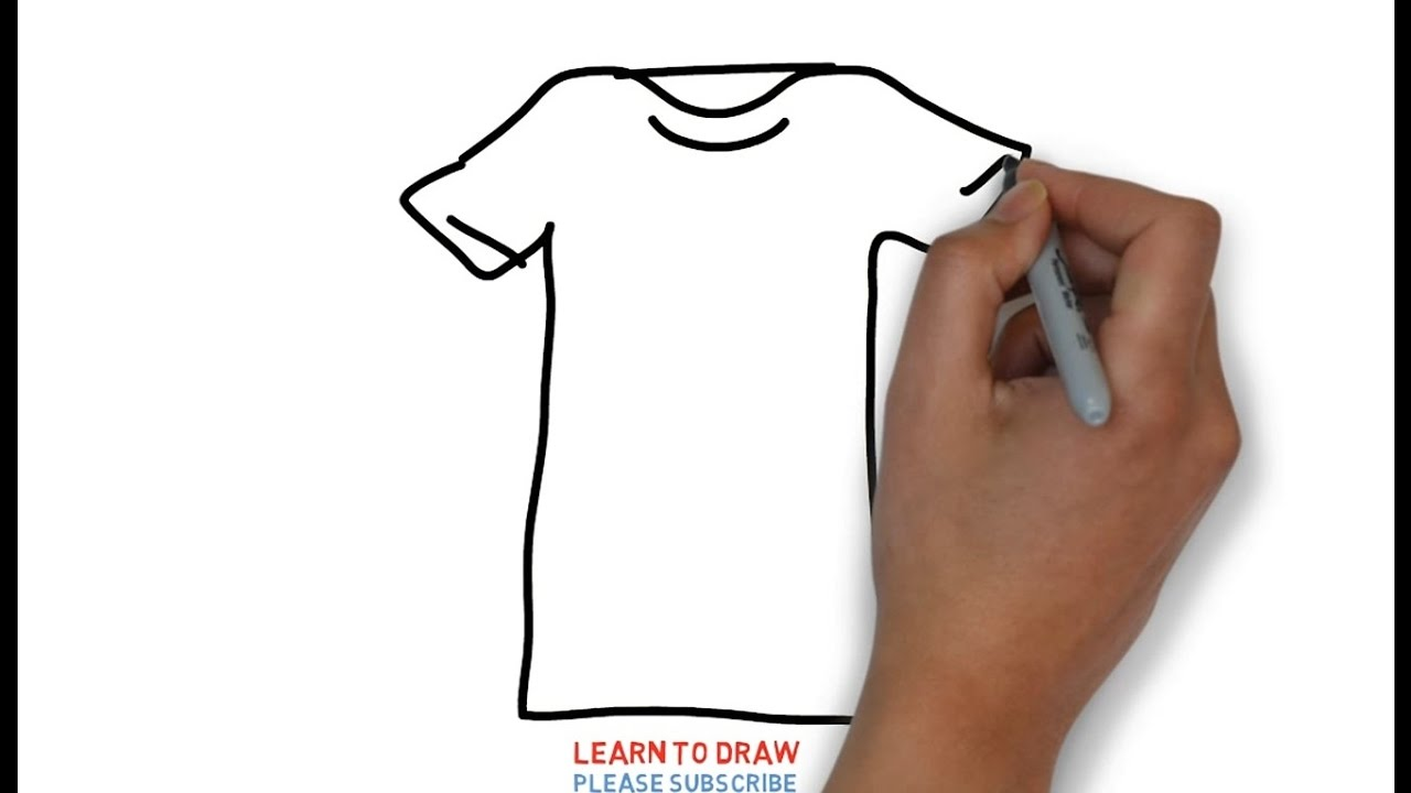 It's just a picture of Lucrative Drawing On Tshirt
