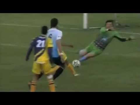 David Frankel Goalkeeper Showreel