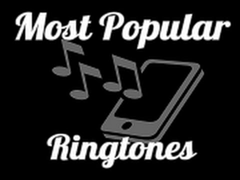 NEW Most Popular Ringtones - How to Install and Set Ringtone