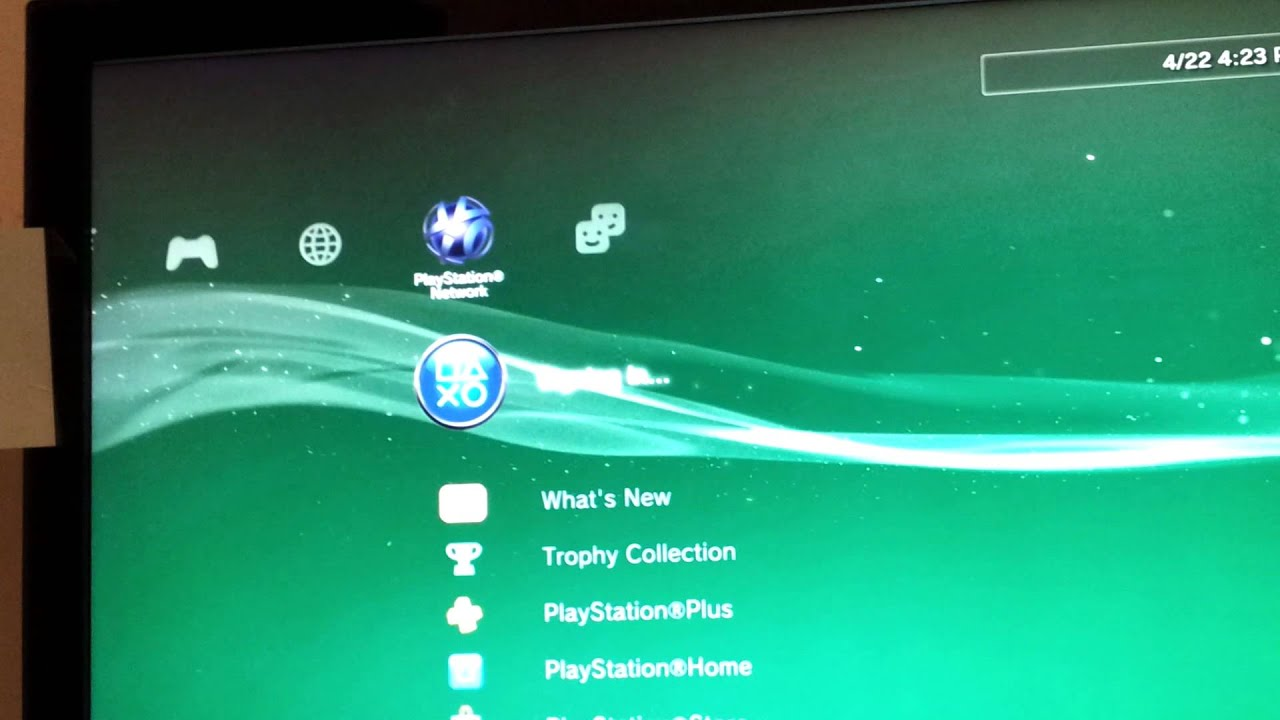 My ps3 is not signing in! - YouTube
