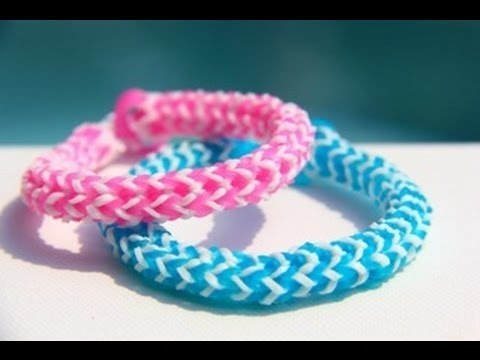 Rainboow Loom Savannah Bracelet Original Design English Version Bands You