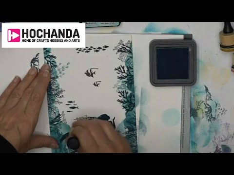 Home Decor And Paper Crafts With LaBlanche And Leonie Pujol On Hochanda