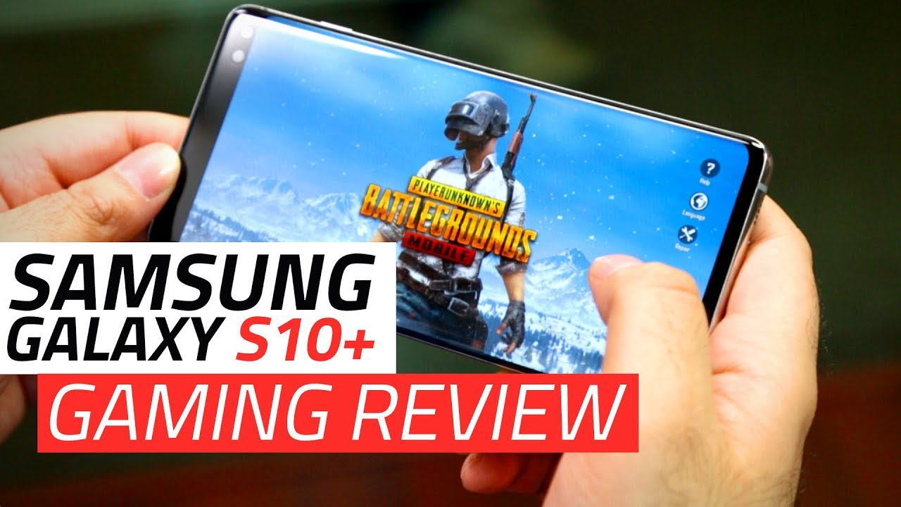 Samsung Galaxy S10+ Gaming Review | PUBG Mobile, Fortnite, Asphalt 9, and More