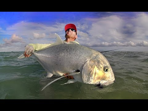 Giant Trevally Fishing And Tips From Christmas Island