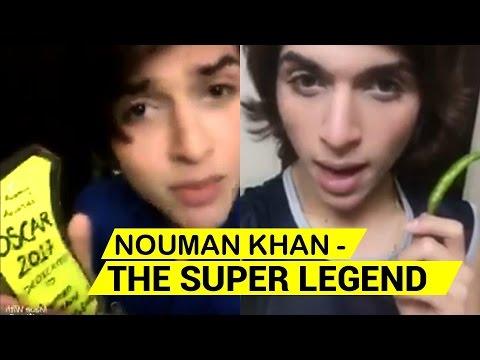 Nouman Khan replies to Carryminati
