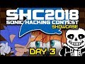 Johnny vs. Sonic Hacking Contest 2018 (Day 3)