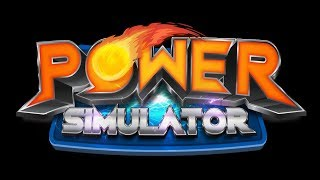 (You can be the greatest!) Power Simulator - ROBLOX