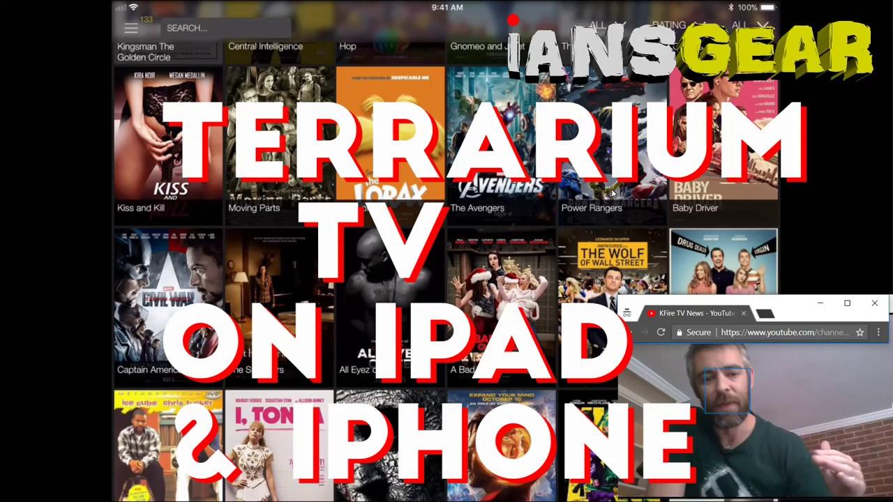 Terrarium TV iOS Install Guide:  Best Terrarium TV Alternative (Movie Box) on iPad & iPhone