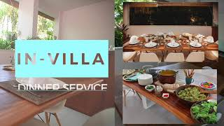 Be our guest at SILVERSAND VILLA