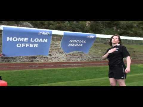 AMP NZ Mash Up 2011