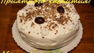 ВКУСНЫЙ БИСКВИТНЫЙ ТОРТ С ШОКОЛАДОМ В МУЛЬТИВАРКЕ, КАК ПРИГОТОВИТЬ ТОРТ #РЕЦЕПТ ТОРТА(Торт. Как приготовить вкусный бисквитный торт с шоколадом и масленым кремом в мультиварке Redmond SkyCooker RMC-M800S,..., 2015-03-08T00:59:18.000Z)