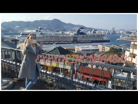 Exploring Nagasaki 💙  Celebrity Millennium 2017