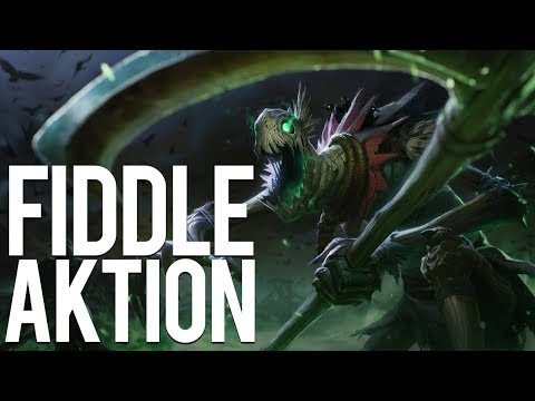 Fiddlesticks Jungle Party! | durchgequatscht 60