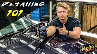What is POLISH and how to make your paint GLOSSY - Detailing 101 Ep.5