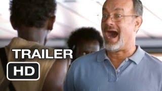 Captain Phillips Official Trailer #2 (2013) - Tom Hanks Movie HD