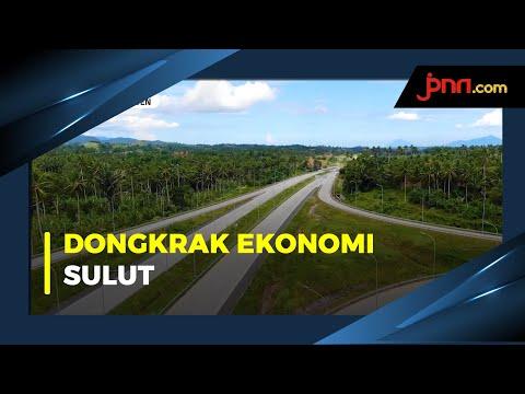 Jalan Tol Manado-Bitung Diresmikan, Potensi Ekonomi Sulut Makin Berkembang
