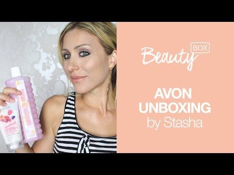 Avon Unboxing by Stasha