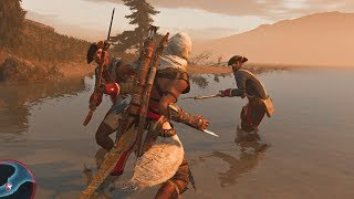 Assassin's Creed 3 Remastered Bayek Outfit Combat Rampage