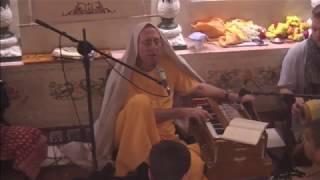 HH Sivarama Swami - Kirtan - Part 01 - 15 January 2018