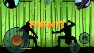 Kanal Yiğit in ilk videosu Shadow Fight