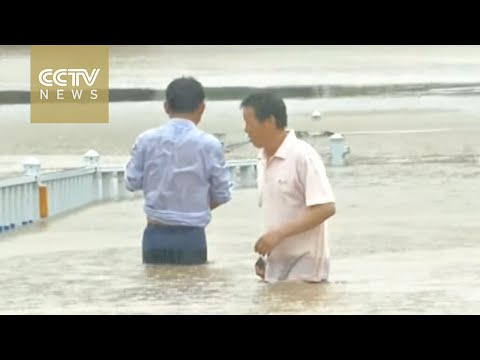 Severe rainstorms affect southern China