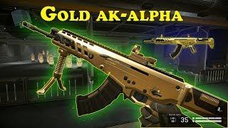 Warface - Gold AK- Alpha Test Gameplay (TR)