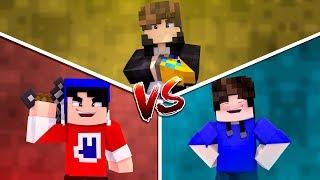 Minecraft: - QUEM É O MELHOR? - ‹ JUAUM ›