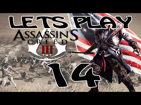 Lets Play Assassins Creed 3 Part 14 Lexington and Concord