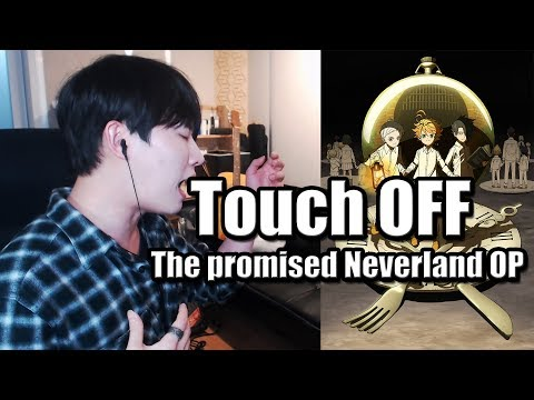 Touch Off - The Promised Neverland OP Full (Full Band Cover)【Cover By RU】