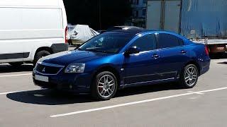 Mitsubishi Galant 9 2008г. один из лучших автомобилей в своей ценовой категории?...
