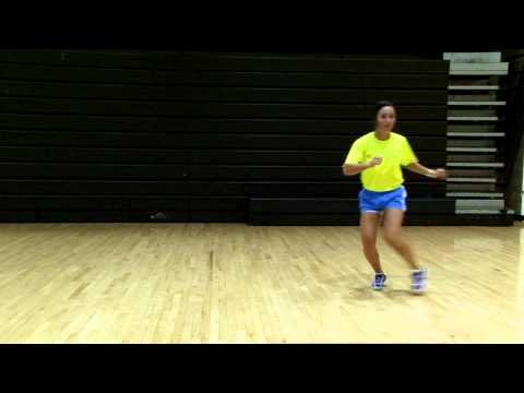 Agility Exercise for ACL: Grapevine