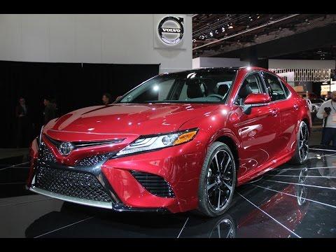 Презентация новой Toyota CAMRY 2018