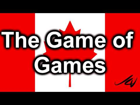 What is Trudeau's Biggest Screw up?  Canada's New Game Show, The Game of Games - YouTube