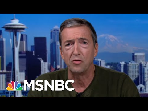 Ron Reagan: Nation Went In Crisis When Trump Became President  Hardball  MSNBC