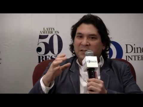 Interview with chef Gastón Acurio at Latin America's 50 Best Restaurants | Diners Club International