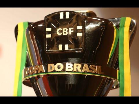 Sorteio da Copa do Brasil 2016