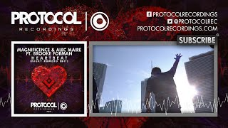 magnificence alec maire ft brooke forman   heartbeat nicky romero edit out now
