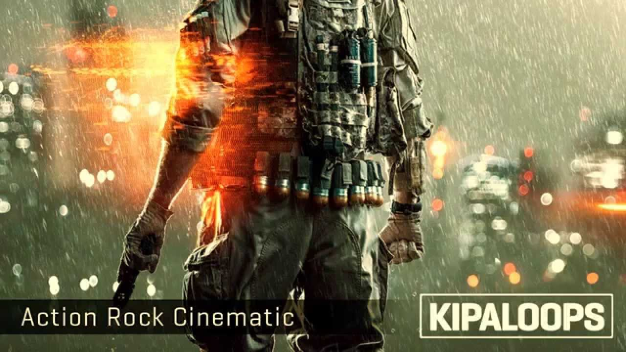 [Epic Royalty-Free Music] Action Rock Cinematic - YouTube