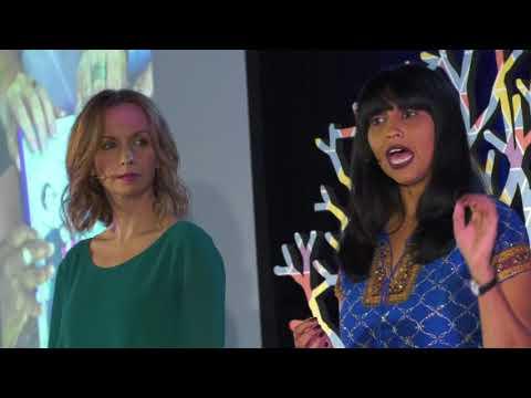 Mixed Race in Non-Post-Racial America   Caty Borum Chattoo & Leena Jayaswal   TEDxAmericanUniversity