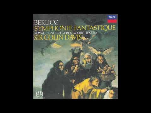 Hector Berlioz Concertgebouworkest Sir Colin Davis
