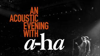 an acoustic evening with a-ah. Hallenstadion Zürich.