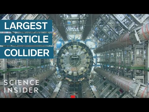 Large Hadron Collider — World's Largest Particle Accelerator Explained